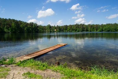 Бетон Белое Озеро